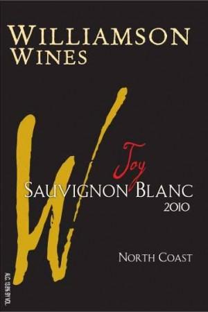 Joy Sauvignon Blanc 2010