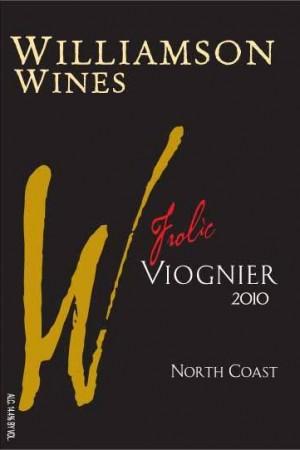 Frolic Viognier 2010