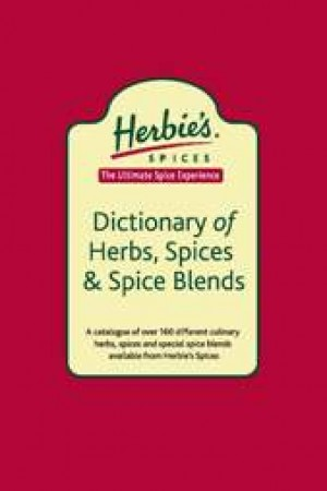Herb & Spice Dictionary