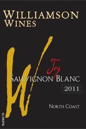 Joy Sauvignon Blanc 2011