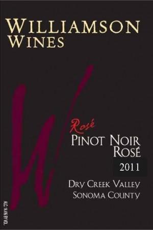Rosé Pinot Noir 2011