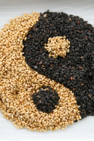 Sesame Seeds - Golden (unhulled)