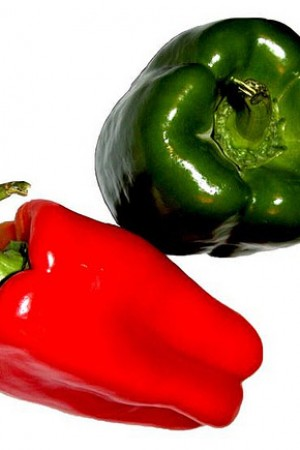 Red & Green Bell Pepper Flakes