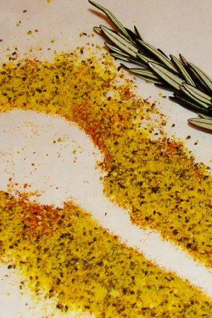 Lemon & Herb Pepper