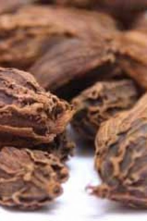 Cardamom Pods Brown Indian