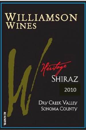 Heritage Shiraz 2010