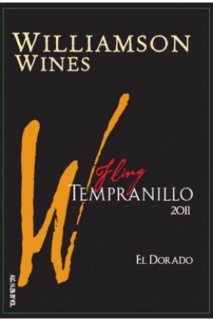 Fling Tempranillo 2011