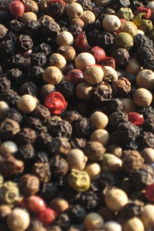 Melange of Peppercorns