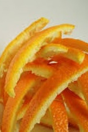 Orange Peel Pieces