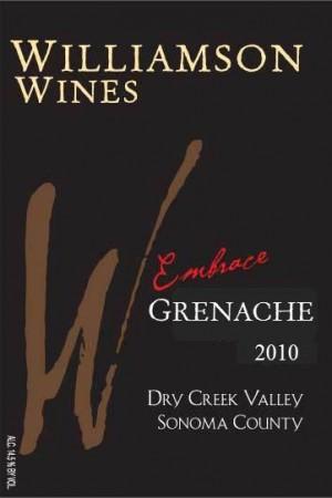 Embrace Grenache 2010
