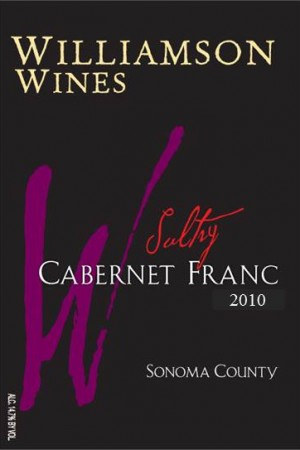 Sultry Cabernet Franc 2010