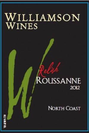 Relish Roussanne 2012