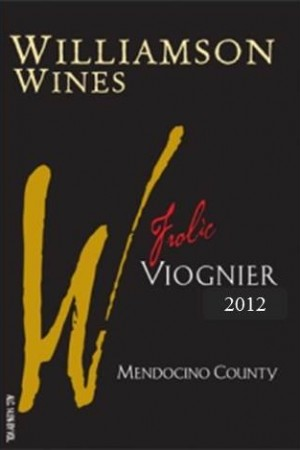 Frolic Viognier 2012