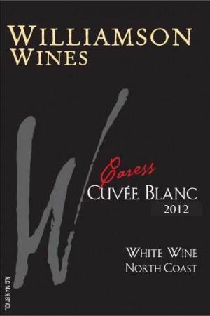 Caress Cuvee Blanc 2012