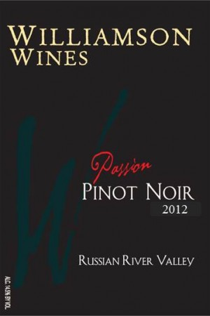 Passion Pinot Noir 2012