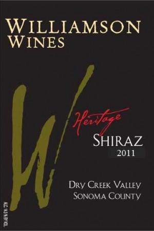 Heritage Shiraz 2011