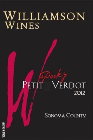 Perky Petit Verdot 2012