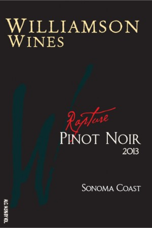 Rapture Pinot Noir 2013