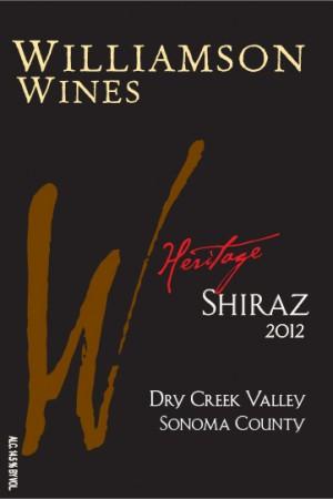 Heritage Shiraz 2012