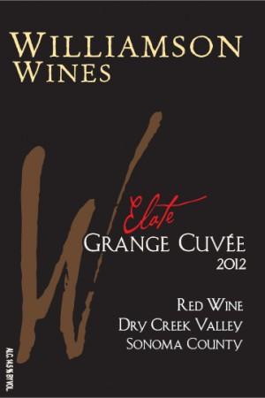 Elate Grange Cuvee 2012
