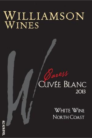 Caress Cuvee Blanc 2013