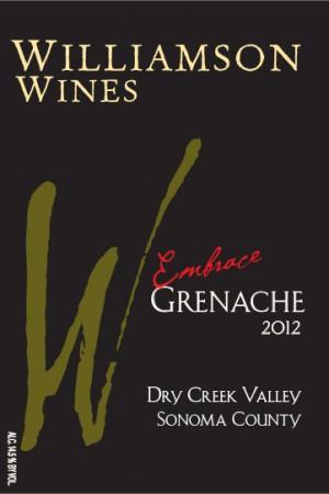 Embrace Grenache 2012