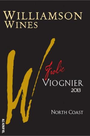 Frolic Viognier 2013
