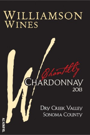 Chantilly Chardonnay 2013