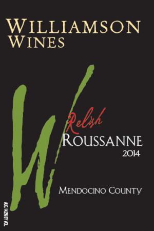 Relish Roussanne 2014