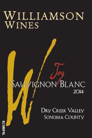 Joy Sauvignon Blanc 2014