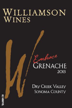 Embrace Grenache 2013