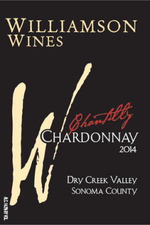 Chantilly Chardonnay 2014