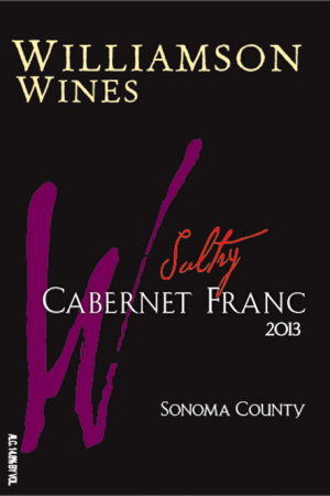 Sultry Cabernet Franc 2013