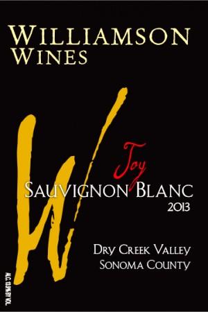 Joy Sauvignon Blanc 2013