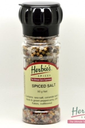 Spiced Salt Grinder
