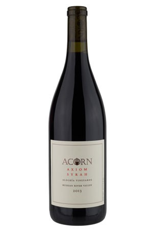2013 Axiom® Syrah Alegría Vineyards