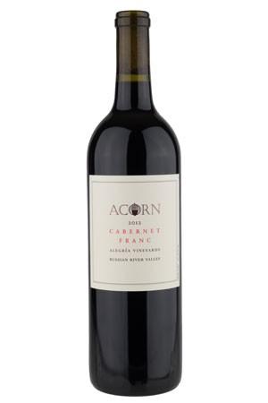 2012 Cabernet Franc Alegría Vineyards