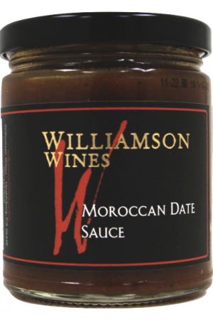 Moroccan Date Sauce