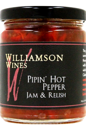 Pipin' Hot Pepper Jam & Relish