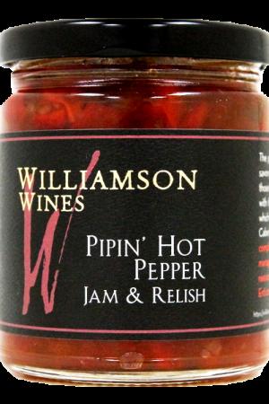 Pipin' Hot Pepper Jam & Relish