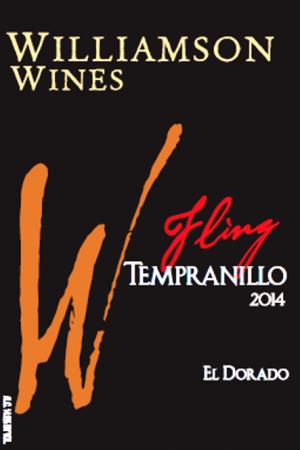 Fling Tempranillo 2014