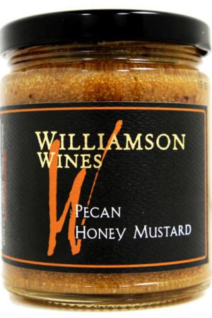Pecan Honey Mustard