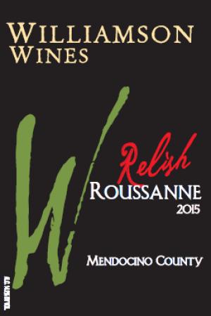Relish Roussanne 2015