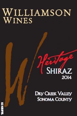 Heritage Shiraz 2014