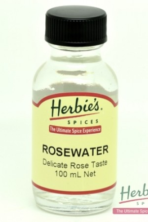 Rosewater 25ml Bottle