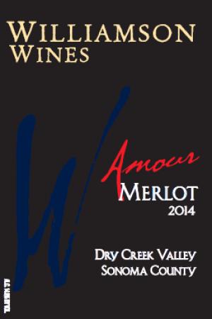 Amour Merlot 2014