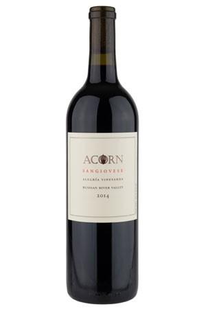 2014 Sangiovese Alegría Vineyards