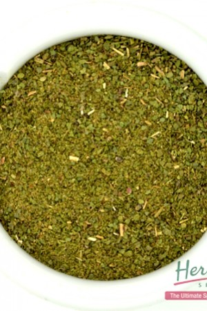 Pepperleaf Mountain (ground & air dried)