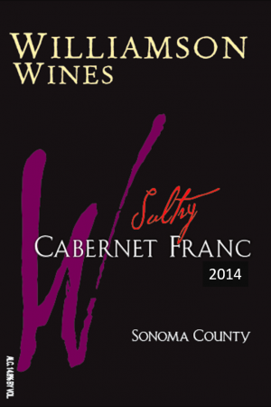 Sultry Cabernet Franc 2014