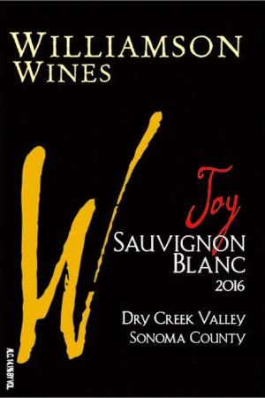 Joy Sauvignon Blanc 2016
